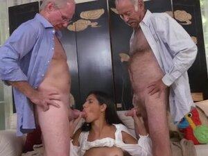 Dziadek Mały Penis